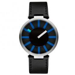 かっこいい青色の腕時計