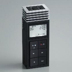 かっこいいデザインのICレコーダー