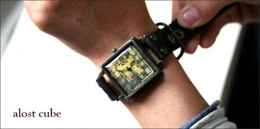 ヴィンテージ感がかっこいい腕時計