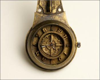 くるき亭「apatche :アパッチ」の腕時計