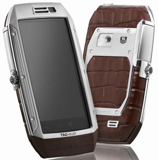 タグホイヤーの高級Android携帯「Link」